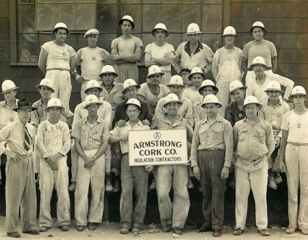 Armstrong Cork Co. picture